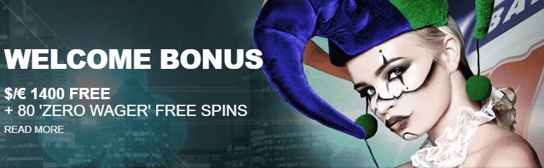 》50% Reload Bonus up to C$400 + 20 No Wagering Spins at Casino-Mate