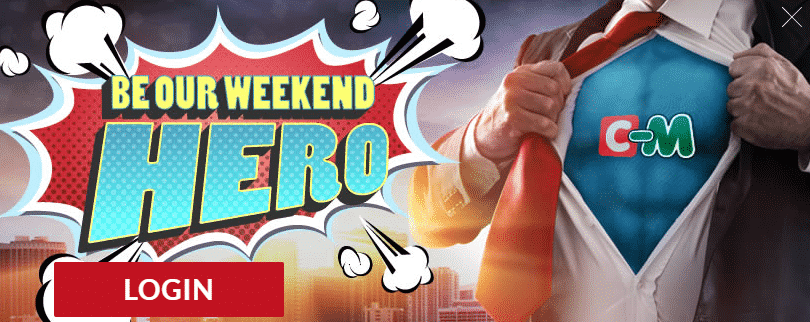 》Weekend Hero at Casino-Mate