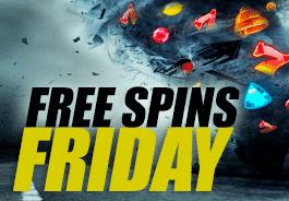 》Deposit and Get Free Spins on Friday at Dragonara Casino