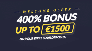 ★ 400% Welcome Package up to C$2250 at Mr. Bet Casino
