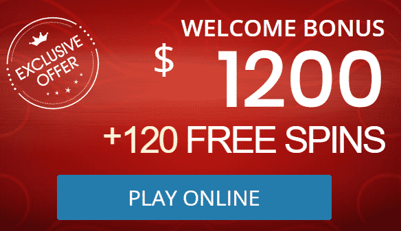 》C$1200 Welcome Package + 120 Free Spins at Royal Vegas Casino