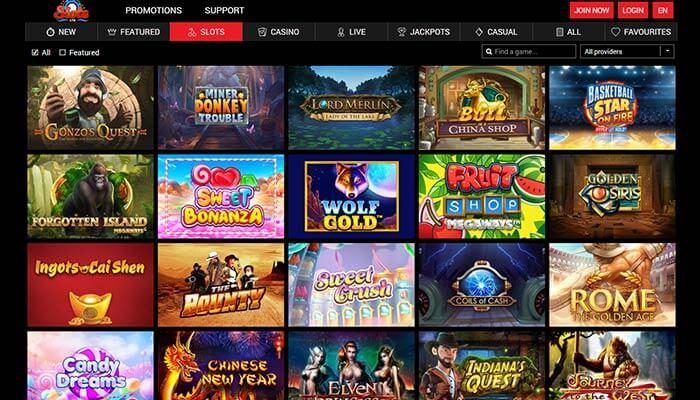 Slots Ltd Casino Slots Preview