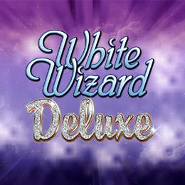 White Wizard Deluxe logo