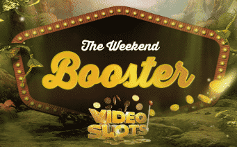 ★ Join The C$300 Weekend Booster Tournament at Videoslots Casino