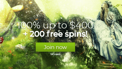 ★ Neteller Welcome Package up to C$400 + 200 Free Spins at Casino.com