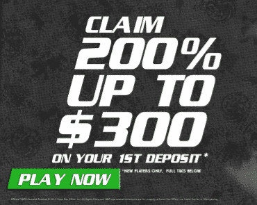 ★ Deposit and Claim a 200% First Deposit Bonus up to C$300 at Wild Jackpots Casino