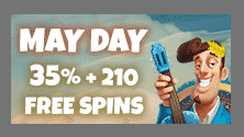 ★ 50 Free Spins on Taco Brothers at Vegas Paradise Casino