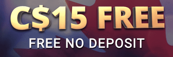 ★ Register and Get an Exclusive Bonus of C$15 Free No Deposit at WinnerMillion