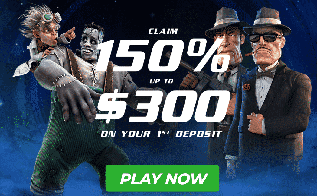 ★ Deposit and Grab a Blackjack Bonus of 150% up to C$300 on First Deposit at GoWild Casino