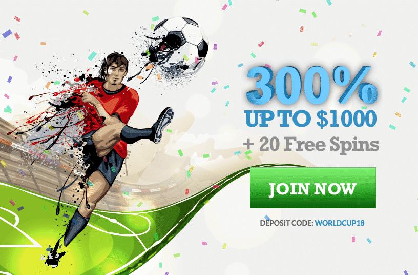 ★ 300% First Deposit Bonus up to C$1000 + 20 Free Spins at Slots500 Casino