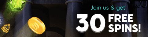 ★ Get 30 Free Spins on Registration Bonus at Wink Slots