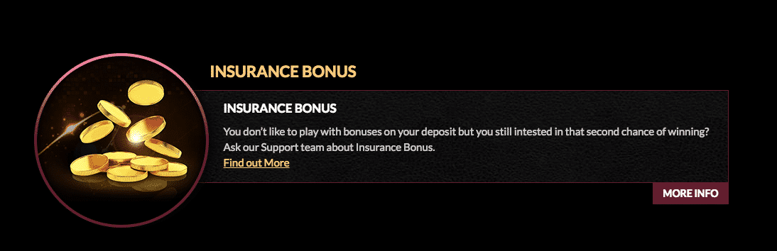 ★ Contact Support and Get an Insurance Bonus at Casino Bordeaux