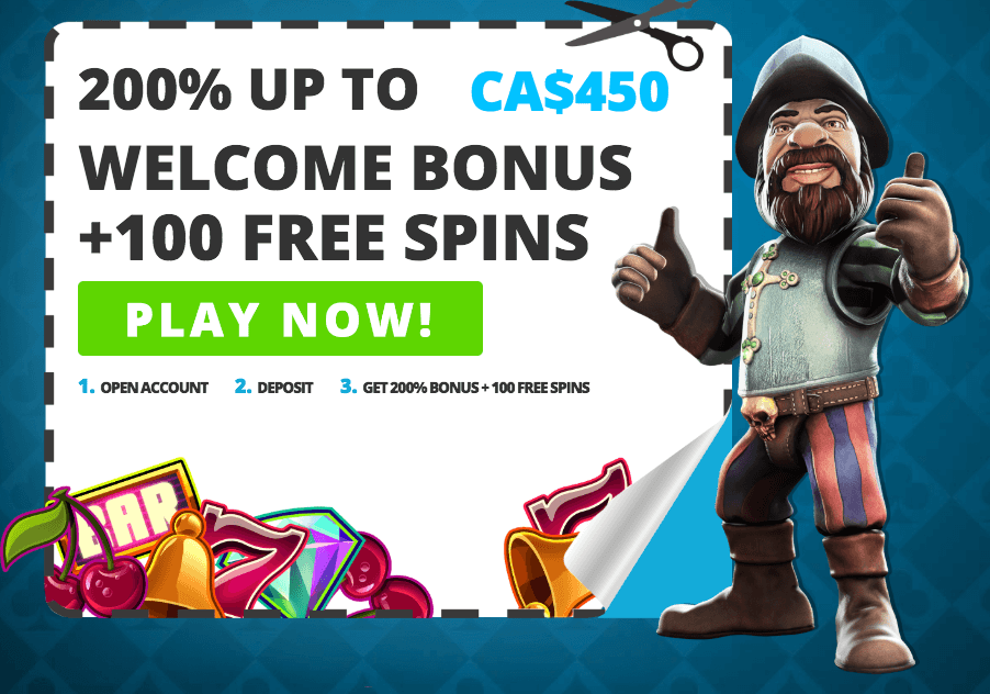 ★ Get an Exclusive Bonus of 200% up to C$450 + 100 Free Spins on First Deposit at Play Club Casino