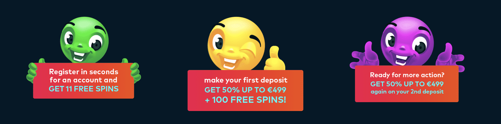 ★ Get a 50% Second Deposit Bonus up to C$499 at Fun Casino
