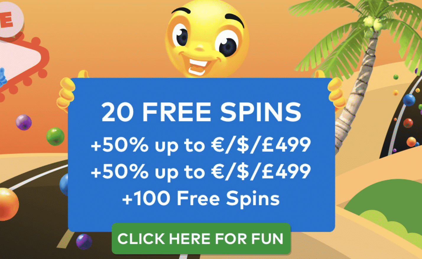 ★ Register and Get 20 Exclusive Free Spins at Fun Casino