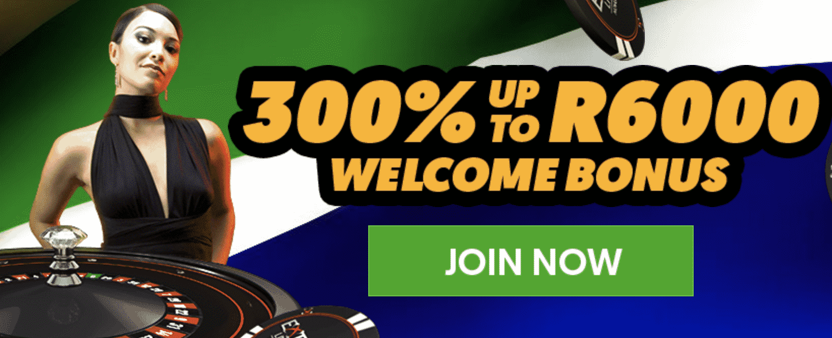 ★ 300% Bitcoin First Deposit Bonus up to C$6000 at Africasino