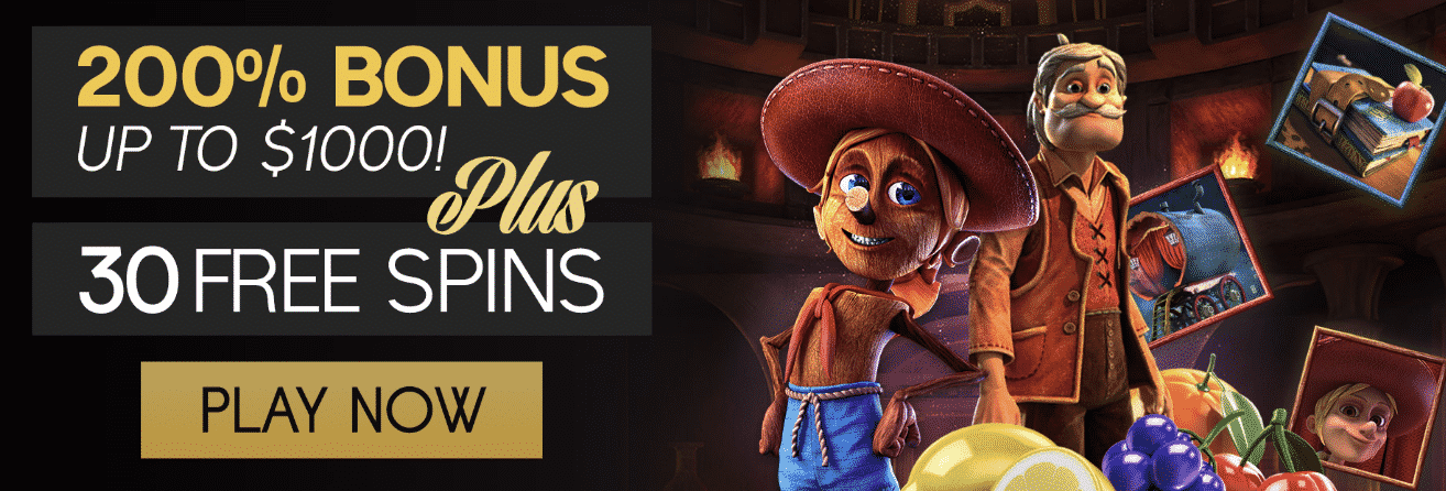 ★ First Deposit Bonus: 200% up to C$1000 + 30 Free Spins at Vegas Crest Casino
