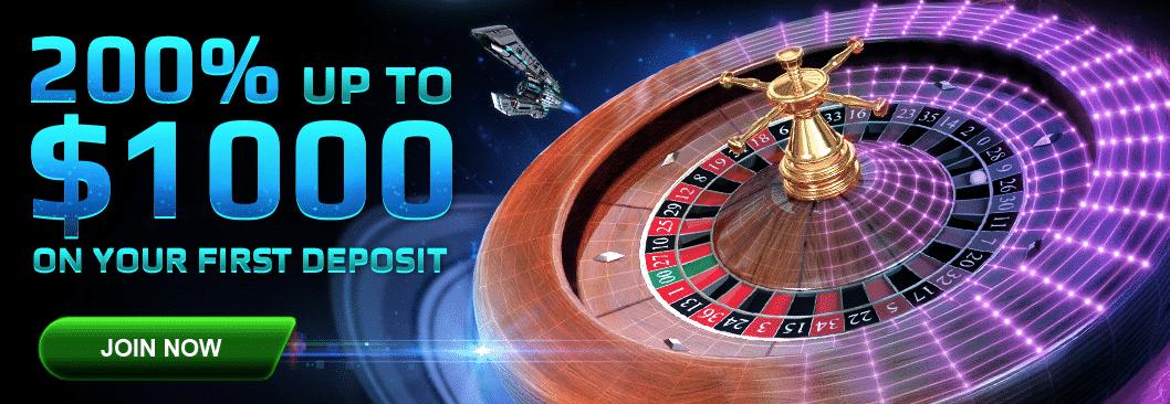★ Claim a 200% First Deposit Bonus up to C$1000 at Euromoon Casino