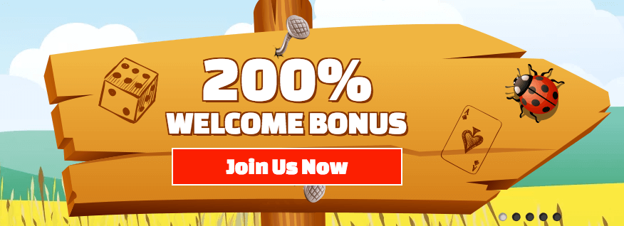 ★ First Deposit Bonus: 200% Match up to C$800 at Slots Zoo