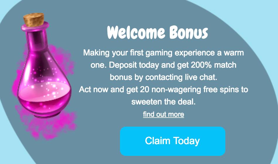 ★ First Deposit Bonus: 200% Bonus up to C$200 + 20 No Wagering Free Spins at Reeltastic