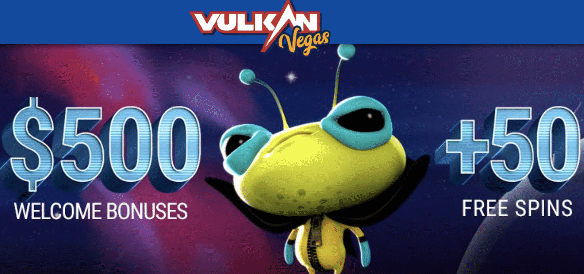 ★ Make a Second Deposit and Get a 75% Bonus up to C$200 + 30 Free Spins on Elven Princesses at Vulkan Vegas