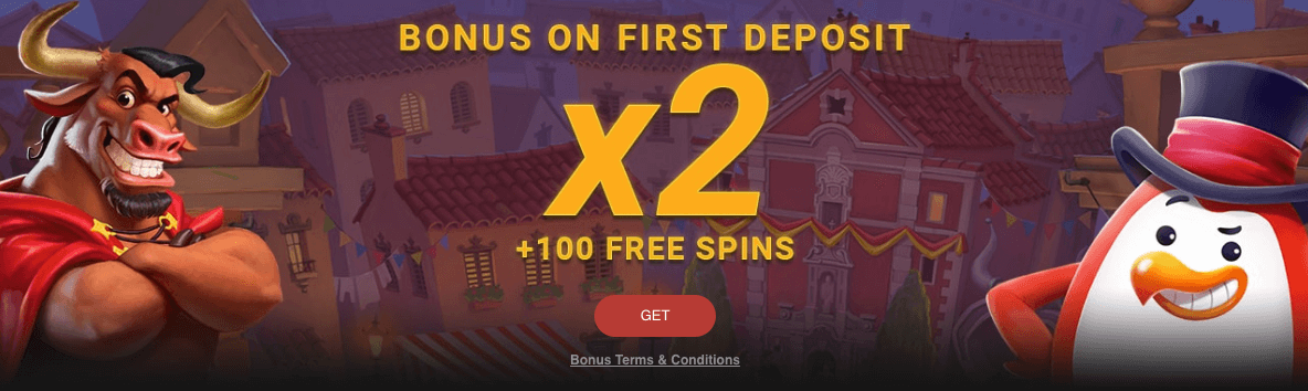 ★ Claim a 100% First Deposit Bonus up to C$225 + 100 Free Spins at RED Pingwin