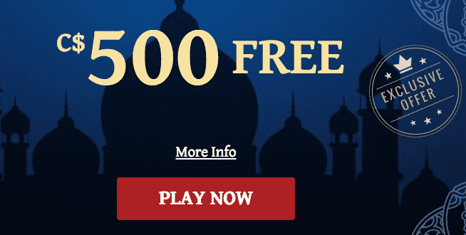 ★ Claim a C$500 Welcome Package at 7Sultans Casino