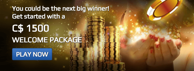 ★ Get a 100% Reload Bonus up to C$500 on Third Deposit at All Slots Casino