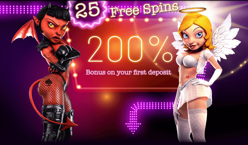 ★ Get 25 No Deposit Spins + Welcome Package at Black Diamond Casino
