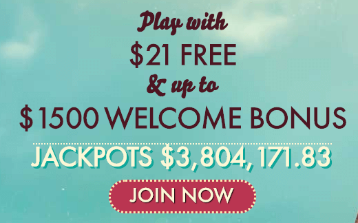 ★ C$21 on Registration + 100% up to C$200 on Your 1st Deposit at 777 casino