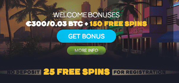 ★ Register and Get 25 Free Spins at Wild Tornado