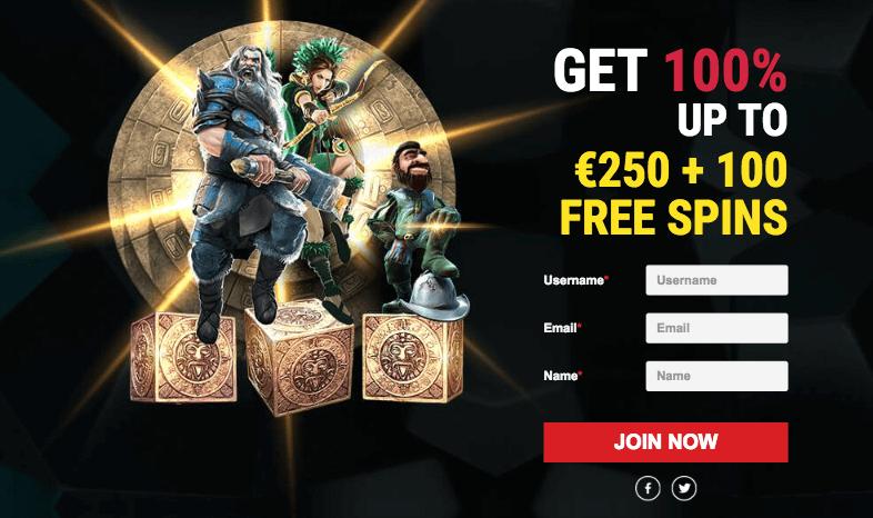 ★ 100% First Deposit Bonus up to C$250 + 100 Free Spins at b-Bets