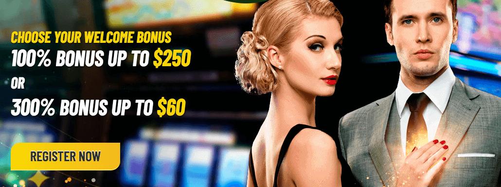 ★ Claim Your 100% First Deposit Bonus up to C$250 at MaChance Casino