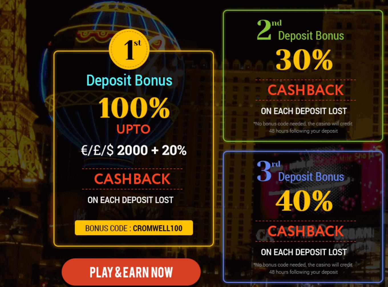 casino cromwell bonus codes 2019