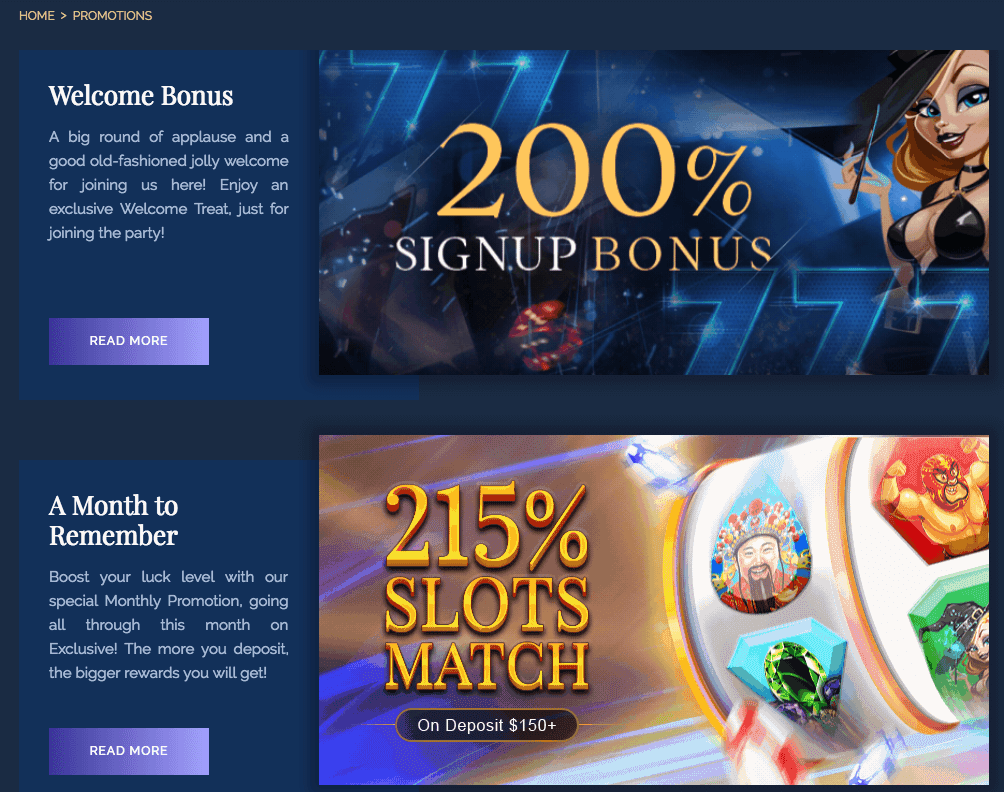 Exclusive casino promotions gambling in video games