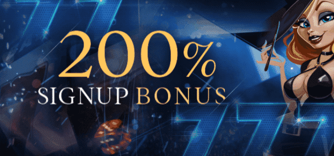 ★ 200% First Deposit Bonus + 25 Free Spins at Exclusive Casino