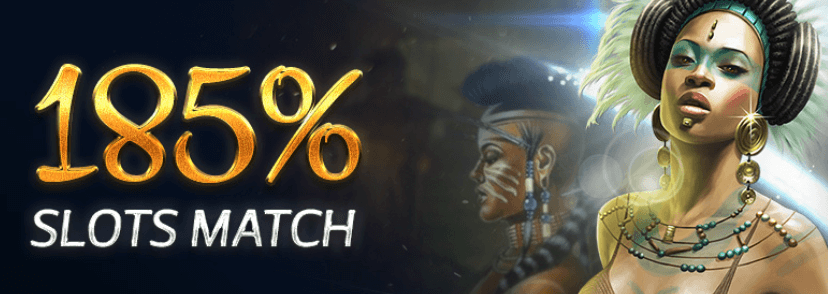 ★ Get 185% Match Bonus + 55 Free Spins on Secret Jungle at Exclusive Casino