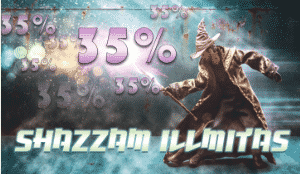 ★ Get a 35% Reload Thursday Bonus at Magical Spin
