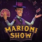 Marioni Show logo
