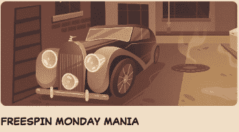 ★ 50 Free Spins Monday Mania at Joreels