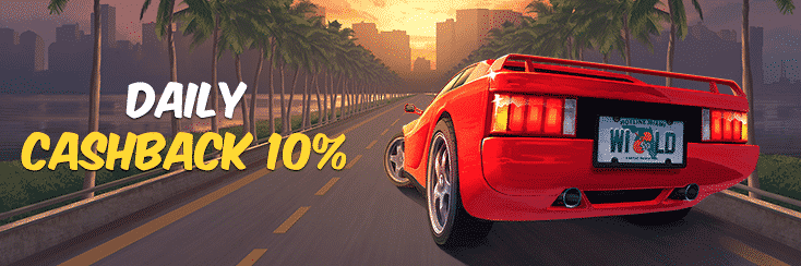 ★ Get 10% up to C$100 Cashback at Hotline Casino