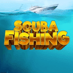 Scuba Fishing logo