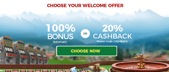 ★ Get a 100% First Deposit Bonus up to C$500 at SCasino