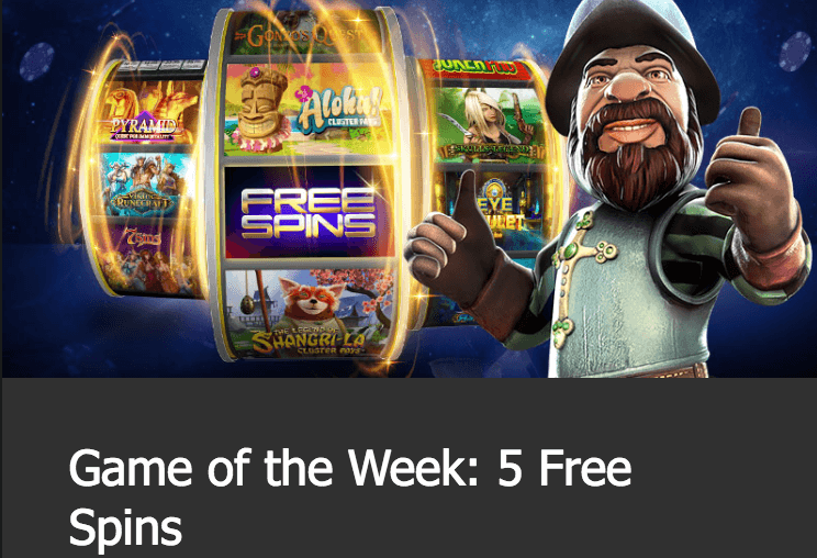 ★ Claim 5 Free Spins at 10Bet Casino