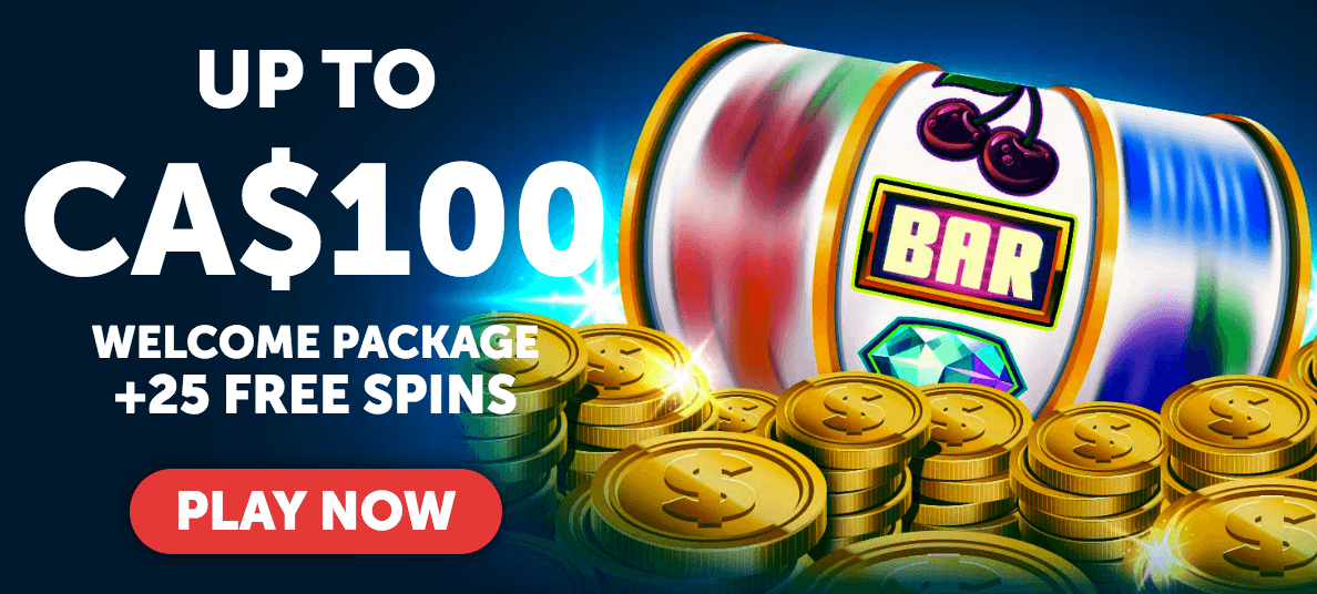 ★ Deposit and Get a 100% Bonus up to C$100 + 25 Free Spins at PlayMillion