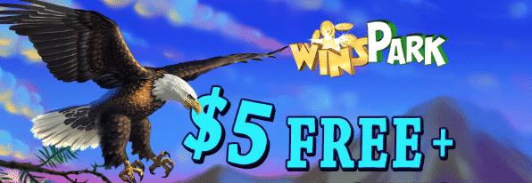 ★ C$5 No Deposit Bonus on at Winspark Casino