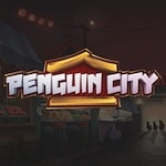 Penguin City logo