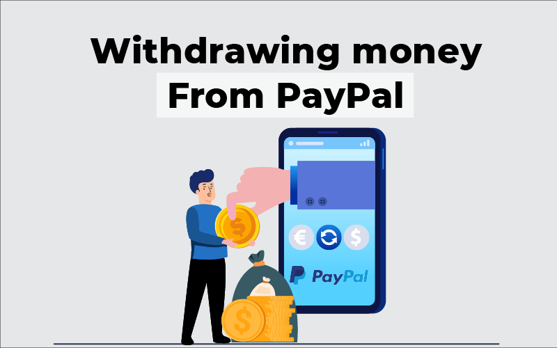 Withdrawing money from PayPal