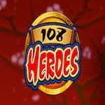 108 Heroes logo