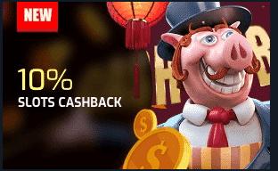 ★ Get 10% Cashback Bonus at Campeonbet